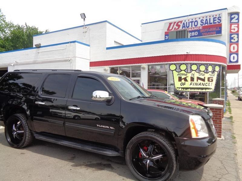 2012 Gmc Yukon Xl car for sale in Detroit
