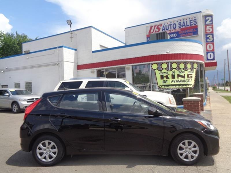 2014 Hyundai Accent car for sale in Detroit