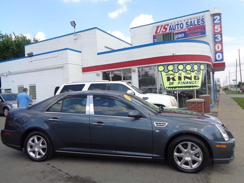 2011 Cadillac Sts car for sale in Detroit