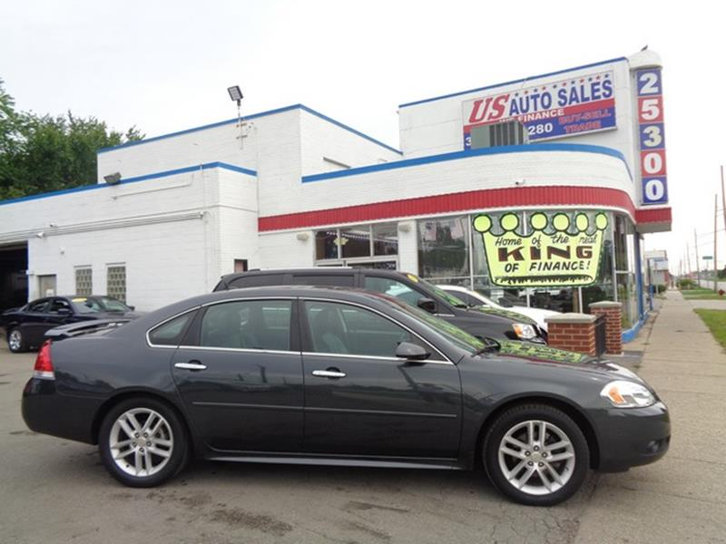 2014 Chevrolet Impala Limited car for sale in Detroit