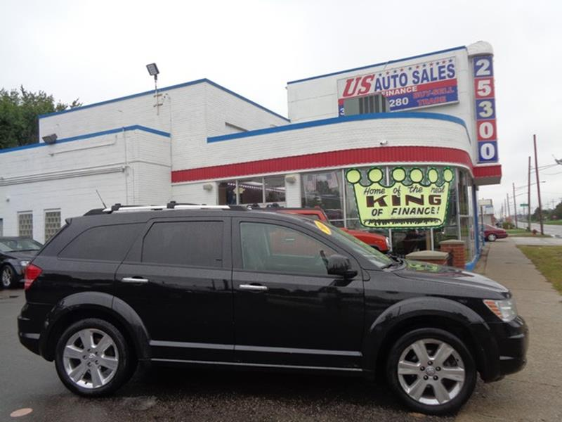 2010 Dodge Journey car for sale in Detroit