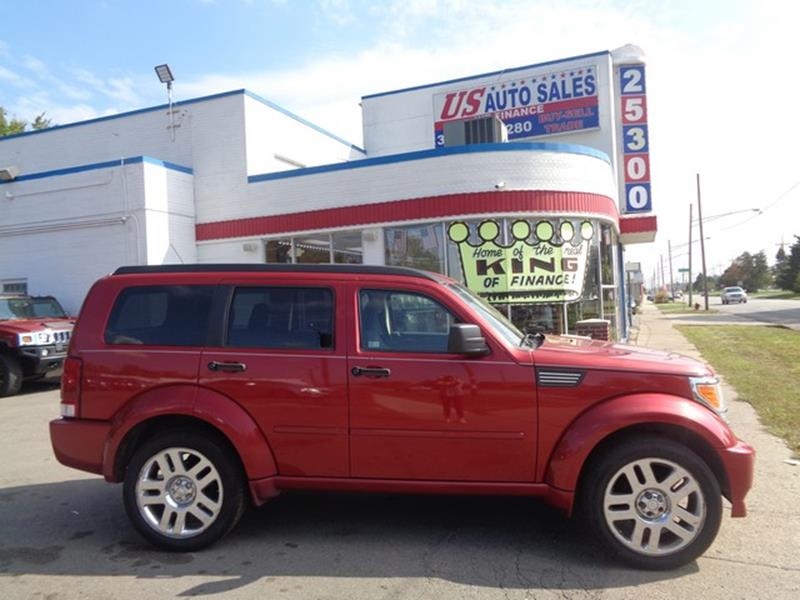 2007 Dodge Nitro car for sale in Detroit