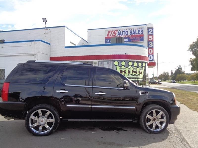 2011 Cadillac Escalade car for sale in Detroit