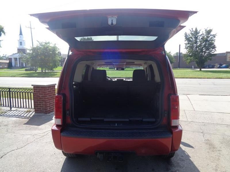 2007 Dodge Nitro car for sale in Detroit