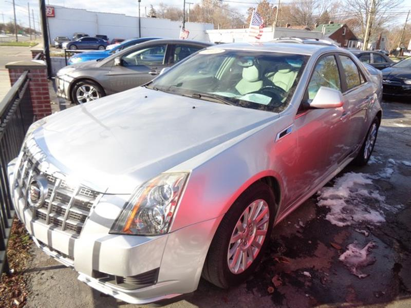 2012 Cadillac Cts car for sale in Detroit