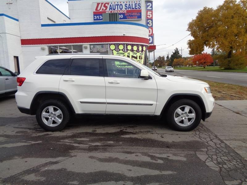 2012 Jeep Grand Cherokee car for sale in Detroit
