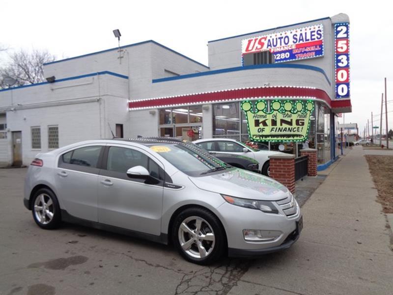 2012 Chevrolet Volt car for sale in Detroit