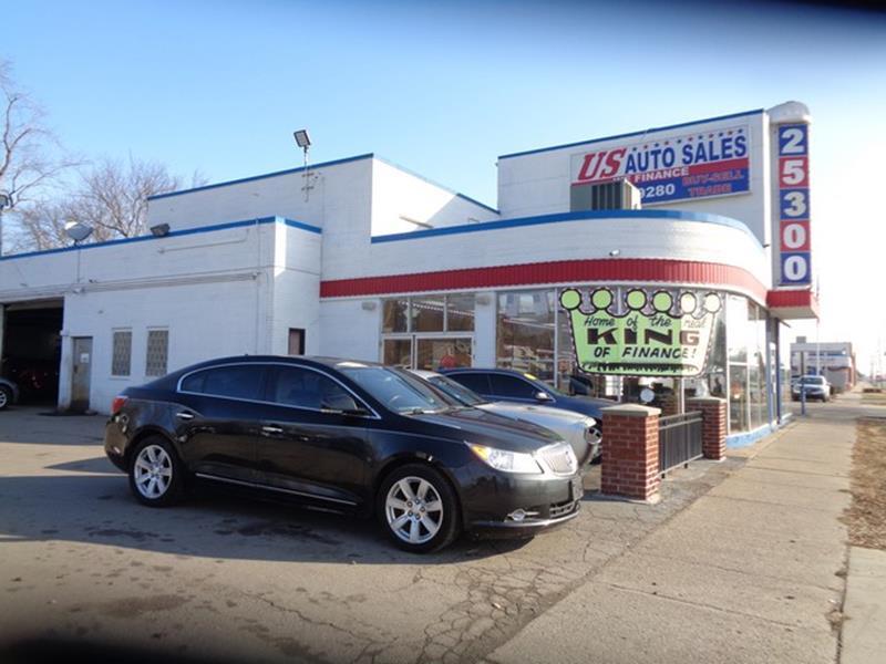 2012 Buick Lacrosse car for sale in Detroit