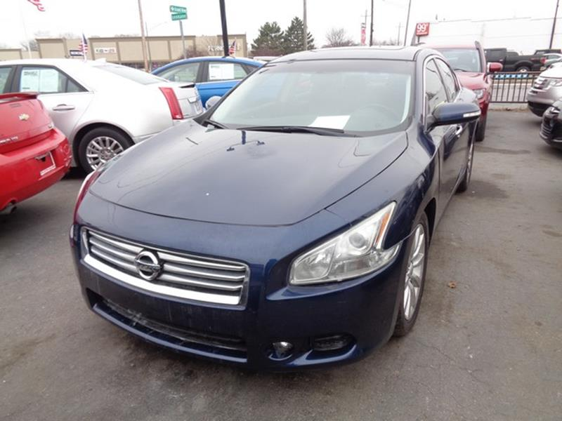 2012 Nissan Maxima car for sale in Detroit