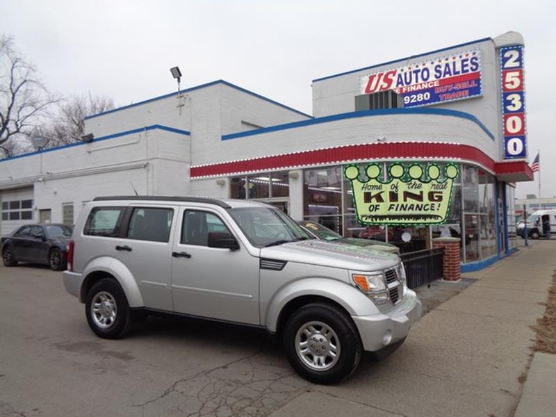 2011 Dodge Nitro car for sale in Detroit