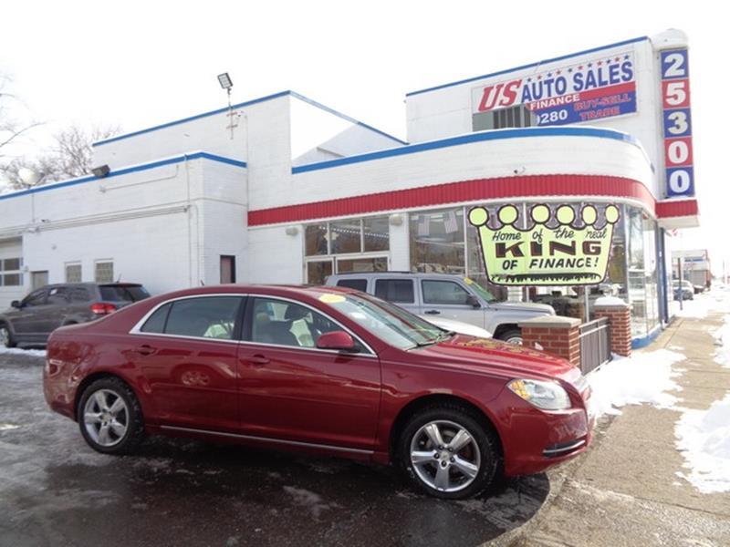 2011 Chevrolet Malibu car for sale in Detroit