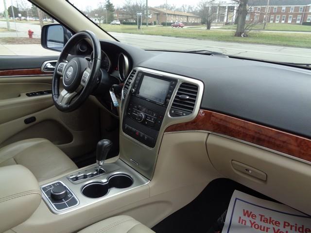 2011 Jeep Grand Cherokee 4x4 Limited 4dr SUV - Redford MI