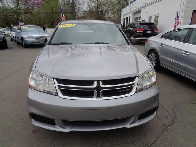 2013 Dodge Avenger SE 4dr Sedan - Redford MI