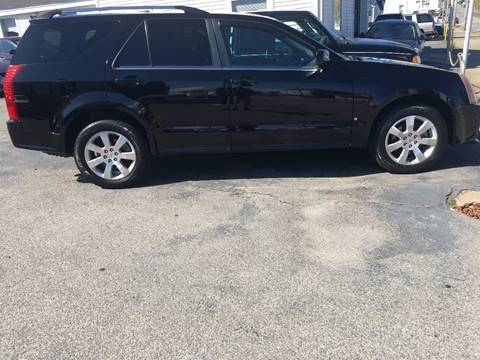 2009 Cadillac SRX for sale in Fall River, MA