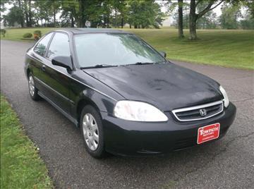 1999 Honda Civic for sale in Peninsula, OH