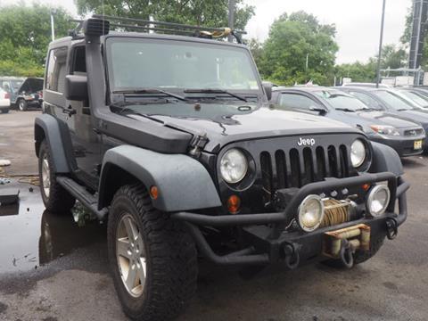 2009 Jeep Wrangler 130,927 Miles Miles $12,975