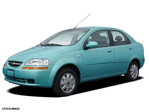 2005 Chevrolet Aveo for sale in South New Jersey, NJ