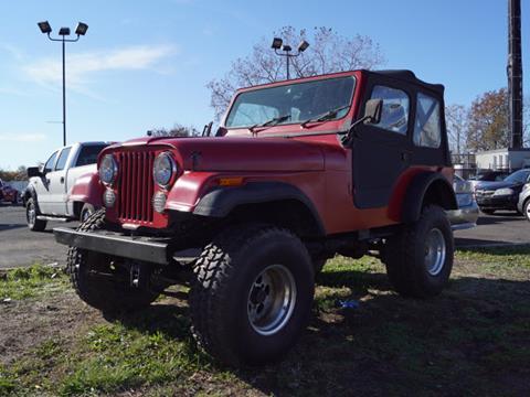 ... 1979 Jeep CJ 5