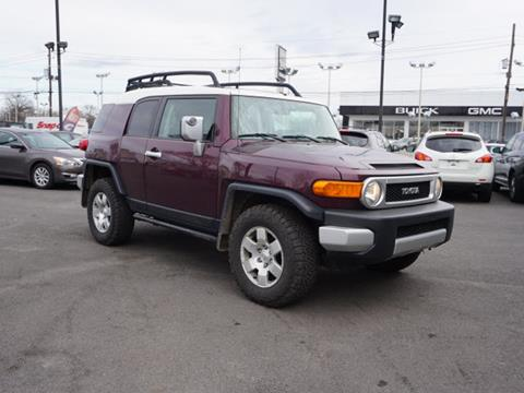 toyota fj cruiser for sale in new jersey. Black Bedroom Furniture Sets. Home Design Ideas