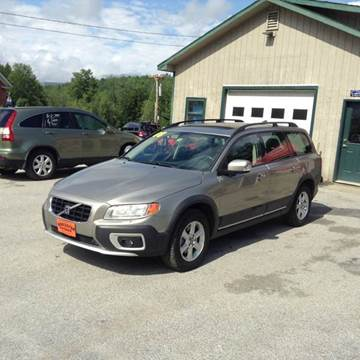 2008 Volvo XC70 for sale in Waterbury Center, VT