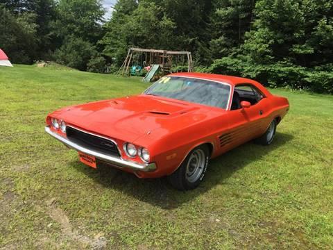 1974 Dodge Challenger For Sale In Enterprise Al Carsforsale Com