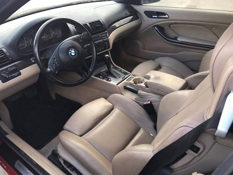 2002 Bmw 3 Series 330Ci 2dr Convertible In DALLAS TX  Texas