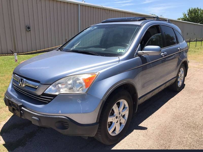 Exceptional 2007 Honda CR V EXL   Dallas TX