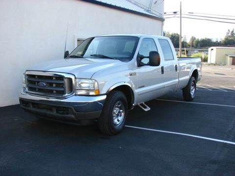 2003 Ford F-250 Super Duty for sale at SafeMaxx Auto Sales in Placerville CA