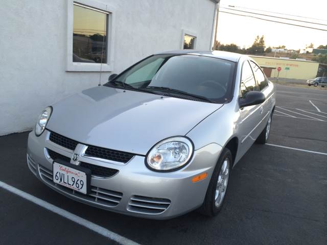 2005 Dodge Neon for sale at SafeMaxx Auto Sales in Placerville CA