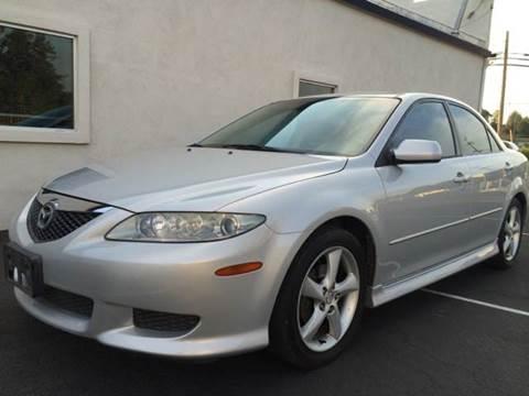 2003 Mazda MAZDA6 for sale at SafeMaxx Auto Sales in Placerville CA
