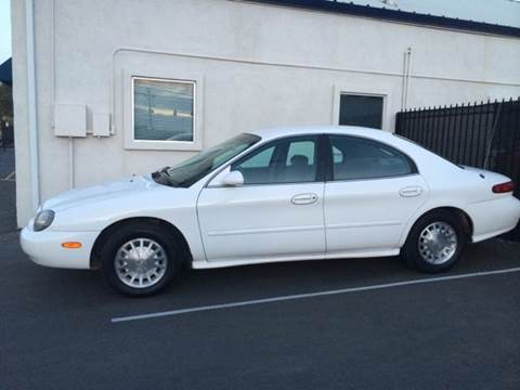 1999 Mercury Sable for sale at SafeMaxx Auto Sales in Placerville CA