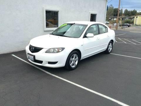2004 Mazda MAZDA3 for sale at SafeMaxx Auto Sales in Placerville CA