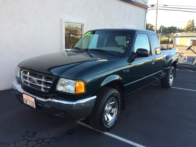 2002 Ford Ranger for sale at SafeMaxx Auto Sales in Placerville CA