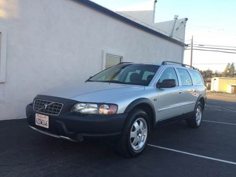 2001 Volvo V70 for sale at SafeMaxx Auto Sales in Placerville CA