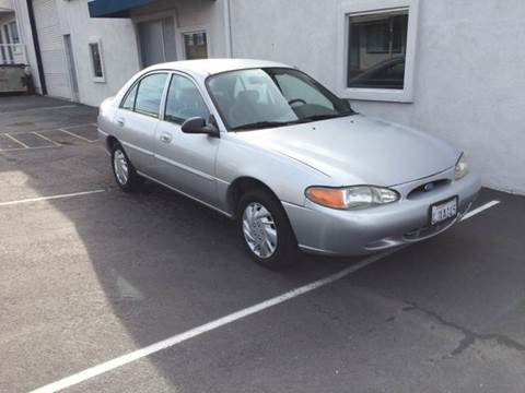 2000 Ford Escort for sale at SafeMaxx Auto Sales in Placerville CA