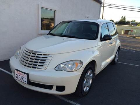 2006 Chrysler PT Cruiser for sale at SafeMaxx Auto Sales in Placerville CA