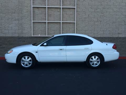 2005 Ford Taurus for sale at SafeMaxx Auto Sales in Placerville CA