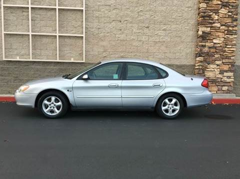 2000 Ford Taurus for sale at SafeMaxx Auto Sales in Placerville CA