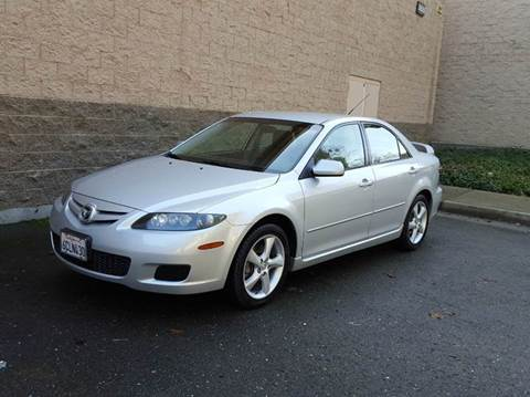 2008 Mazda MAZDA6 for sale at SafeMaxx Auto Sales in Placerville CA
