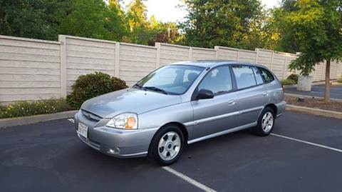 2004 Kia Rio5 for sale at SafeMaxx Auto Sales in Placerville CA