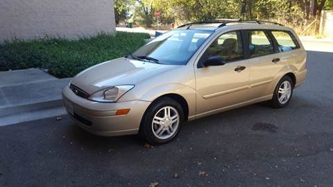 2001 Ford Focus for sale at SafeMaxx Auto Sales in Placerville CA