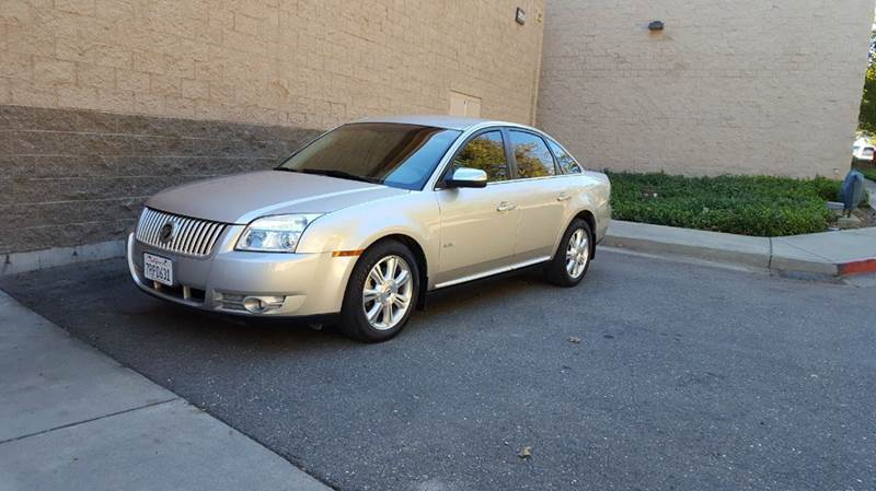 2008 Mercury Sable for sale at SafeMaxx Auto Sales in Placerville CA