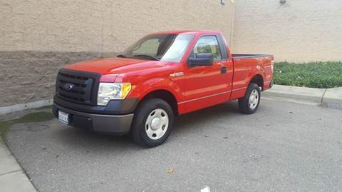 2009 Ford F-150 for sale at SafeMaxx Auto Sales in Placerville CA