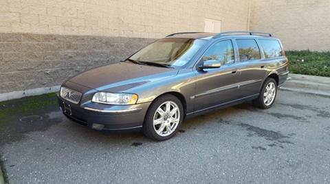 2005 Volvo V70 for sale at SafeMaxx Auto Sales in Placerville CA