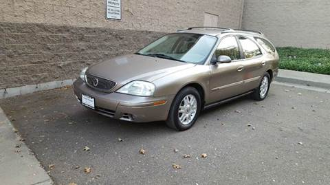 2005 Mercury Sable for sale at SafeMaxx Auto Sales in Placerville CA