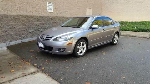 2006 Mazda MAZDA6 for sale at SafeMaxx Auto Sales in Placerville CA