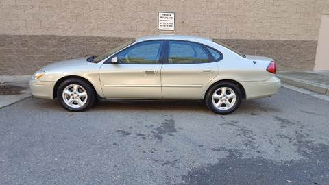 2003 Ford Taurus for sale at SafeMaxx Auto Sales in Placerville CA