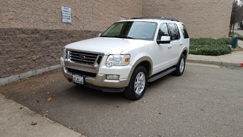 2010 Ford Explorer for sale at SafeMaxx Auto Sales in Placerville CA