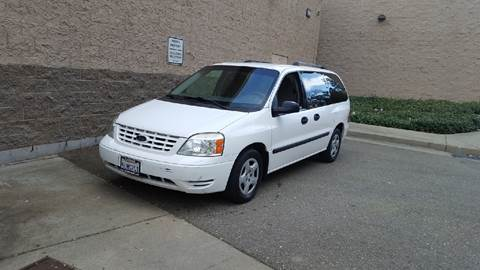 2006 Ford Freestar for sale at SafeMaxx Auto Sales in Placerville CA