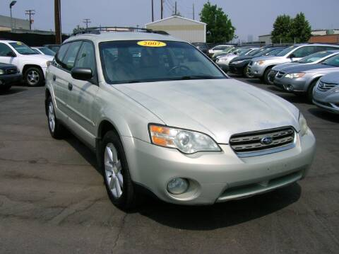 2007 Subaru Outback for sale at Avalanche Auto Sales in Denver CO